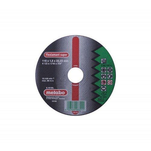 DISCO DE CORTE P/AZULEJO & CERAMICA C 60-T-BF/41 115X1.6X22.2MM FLEXIAMANT SUPER
