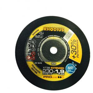 "Disco Corte Inox 9"" x 1.9 (RHODIUS)"